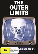 The Outer Limits: The Complete Original Series [DVD Box Set, Region Free] NEW