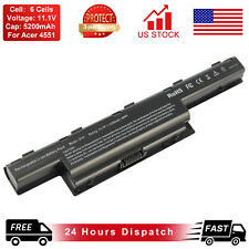 Battery for Acer Aspire TravelMate TM5742 TM5740 8573 8572 8473 7750 AS10D75