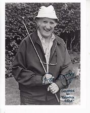 RON MOODY HAND SIGNED Photo OLIVER 10 x 8 INCH