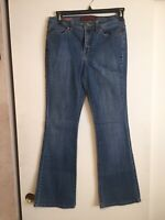 Jeanstar Elle sz 10 Medium Wash Bootcut Women's Denim Jeans