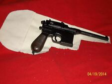 WWI WWII C-96 Broomhandle Mauser Bolo Mauser Gun Sock Holster Liner East Front