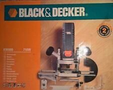 Black and Decker Router Kw800 710w