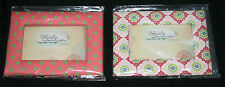 Set of 2 Christy Tomlinson Designs Photo Picture Frames 3x5 new