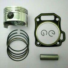 Piston & Ring Kit For Honda GX200 70mm Lawn Mower Garden Yard Piston Rings