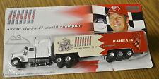 Michael Schumacher Collection Mini-Truck - Eine Rarität nicht nur für Sammler.