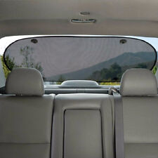 Fold Mesh Car Rear Windscreen Suction Cup Sun Visors Cover Shade Sunshade Shield