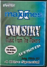 Maximes Industry 'Music From The Makers' - July 28th 2007 - Scouse House, Don...