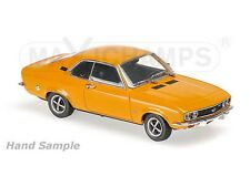 Maxichamps Opel Manta A 1970 Ocre 1:43 940045500