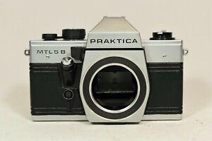 Praktica MTL 5B mit M42 Anschluss nur Gehäuse Body DDR Foto Kamera