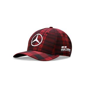 Mercedes Benz F1 Special Edition Lewis Hamilton 2021 Canadian GP Hat - Red