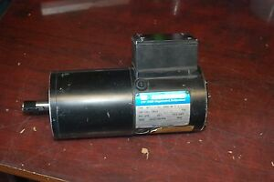 Contraves, Ferrite, Type: MT30H4-65, 2100RPM, 140V, Repaired by: Like-NU Repair,