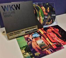 Wong Kar Wai Picture Vinyl Boxset 4 Picture LP + Mini Standee Limited No. Edit.