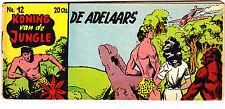 Koning van de Jungle Nr. 12 Piccolo Niederlande/Belgien Walter Lehning 1955 Z2-3