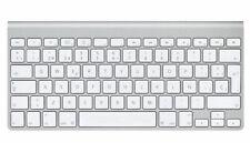 Apple A1314 Wireless Keyboard - Silver (MC184LL/B) Ready to Use
