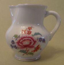 Antiques Decorative Arts Herend Milk Jug Jug Henkel Gold Rim Butterfly Antique Retro