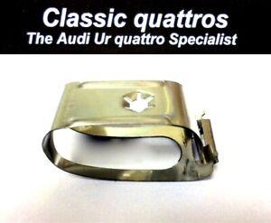 AUDI UR QUATTRO TURBO COUPE FUEL LINE CLAMP 80/90/100/200/COUPE B2   321201449A