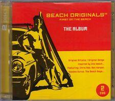 BEACH ORIGINALS / First On The Beach / THE ALBUM - 2 CD SET: Original Artists
