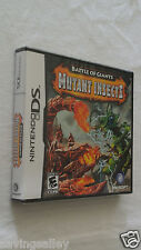 BRAND NEW Sealed Battle of Giants: Mutant Insects (Nintendo DS, 2010)