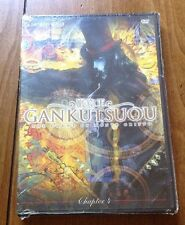 Gankutsuou: The Count of Monte Cristo - Chapter 4 (DVD, 2006)