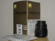 Nikon AF-S Nikkor 35mm f/1,8 G ED Objektiv Festbrennweite FX & DX OVP top lens!