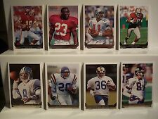 1993 Topps Series Two Gold Football Set Mint From Vending