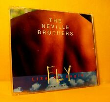 MAXI Single CD Neville Brothers Fly Like An Eagle 4 + TR 1992 Pop Downtempo