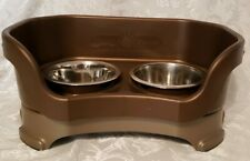 Neater Feeder Elevated Do And Cat Bowls Raised Pet Dish Preowned