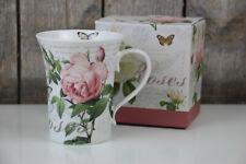 Easy Life - Kaffee Tasse / Becher - Jardin Botanique Rosen - 300 ml - Dora Papis