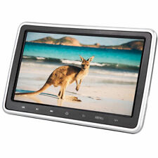 10.1inch Car DVD Player Headrest Monitor Digitl LCD Screen Game HDMI/SD/IR/FM WW