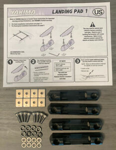 Yakima Landing Pad #1  — 2 Sets In Nice Used Condition -