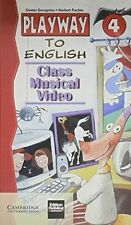 NEW Playway to English 4 Class Musical Video NTSC [VHS] by Günter Gerngross