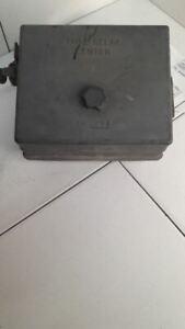 S10PICKUP 1998 Fuse Box Engine 286956