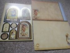 Hunkydory Kit - Someone Special - Die Cut Topper Sheet & 2 Backing Cards
