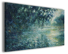 Quadro moderno Claude Monet vol IX stampa su tela canvas pittori famosi