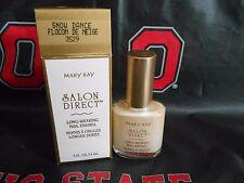 Mary Kay Salon Direct SNOW DANCE long wearing nail enamel