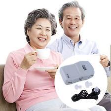 Best Sound Amplifier Adjustable Tone Hearing Aids Aid X-136 UL
