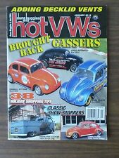 Hot VW's - Jan. 2012 - Brought Back Gassers / Classic Show Stoppers - Nice