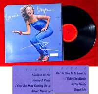 LP Bonnie Boyer: Give in to Love (Columbia 35254) US 1979