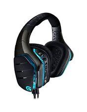Logitech G633 Artemis Spectrum Pro Gaming Headset, Schwarz/Blau