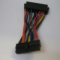 ATX Power Supply 24Pin to Mini 24Pin Cable Adapter For Dell Optiplex 760 780 960