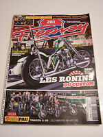 magazine  motos FREEWAY 2015 N° 281