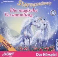 STERNENSCHWEIF - FOLGE 17:  DIE MAGISCHE VERSAMMLUNG  CD NEU