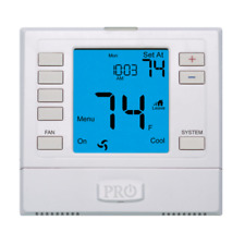 Pro1 IAQ Universal Programmable Thermostat with Wired Sensors 2H/2C 3H/2C T755S
