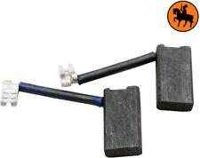 Escobillas de Carbón BLACK & DECKER DN1823A amoladora - 6.3x12.5x23.5mm - Con Pa