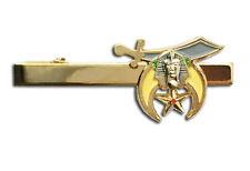 Masonic Shriner - Tie Bar / Tie Clip for Freemasons Lodge Regalia Shriners