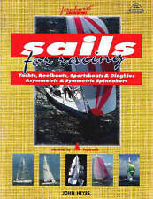 Sails for Racing by John Heyes (Paperback, 1998) New ZS8