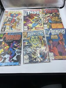 HUGE 28 COMIC BOOK LOT-MARVEL, DC, INDIES- FREE Shipping! VF+ to NM+ ALL