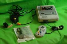 Super Nintendo Entertainment System  with power supply 2 controllers working
