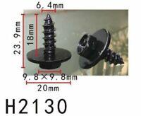 TOYOTA OEM 11-16 Sienna Splash Shield-Under Cover Screw 9015960525
