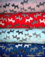 Telas y tejidos color principal rosa Polialgodón para costura y mercería
